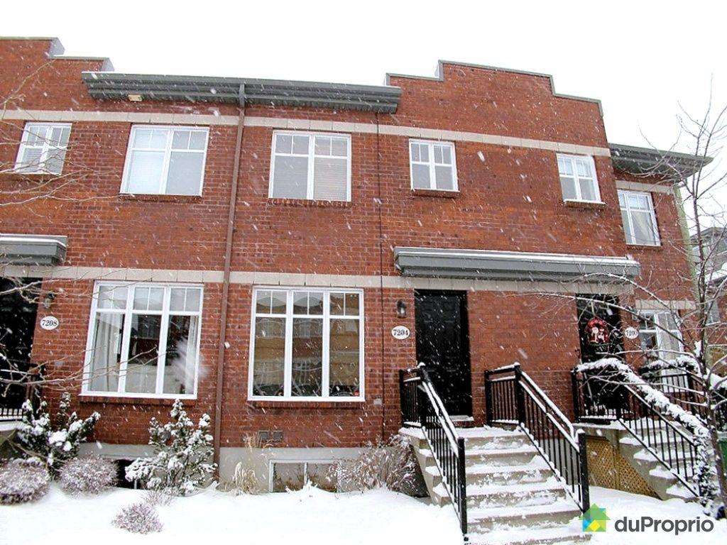 Maison vendu montr al immobilier qu bec duproprio 386351 for Acheter maison montreal canada