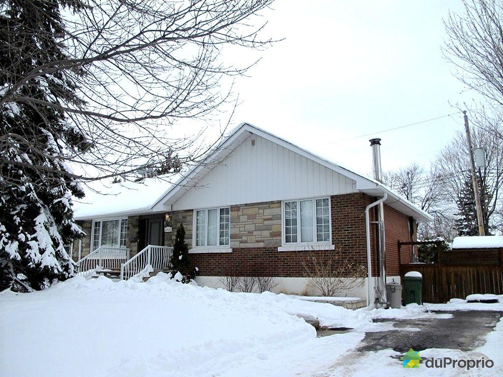 Maison vendu montr al immobilier qu bec duproprio 408342 for Acheter une maison au canada montreal