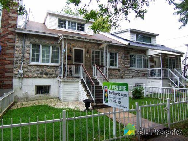 Maison vendu montr al immobilier qu bec duproprio 101865 for Piscine hochelaga
