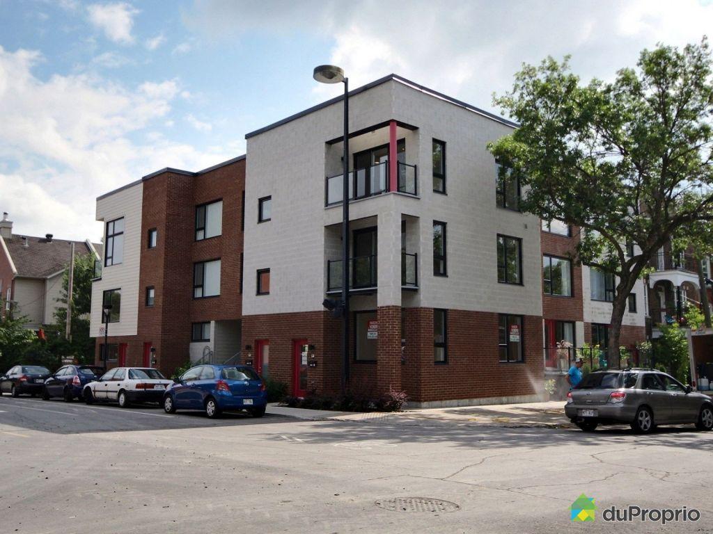 Maison neuve vendre montr al 3921 avenue pierre de - Piscine maisonneuve montreal quebec rouen ...