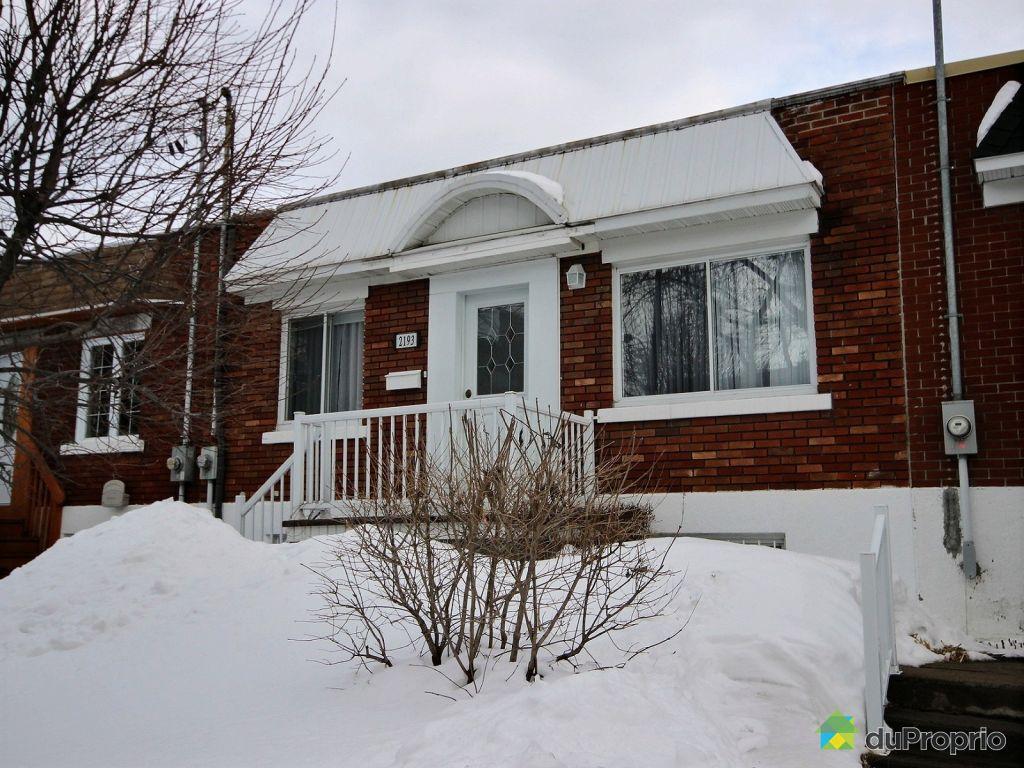 Maison vendu montr al immobilier qu bec duproprio 502011 for Chambre sans fenetre quebec