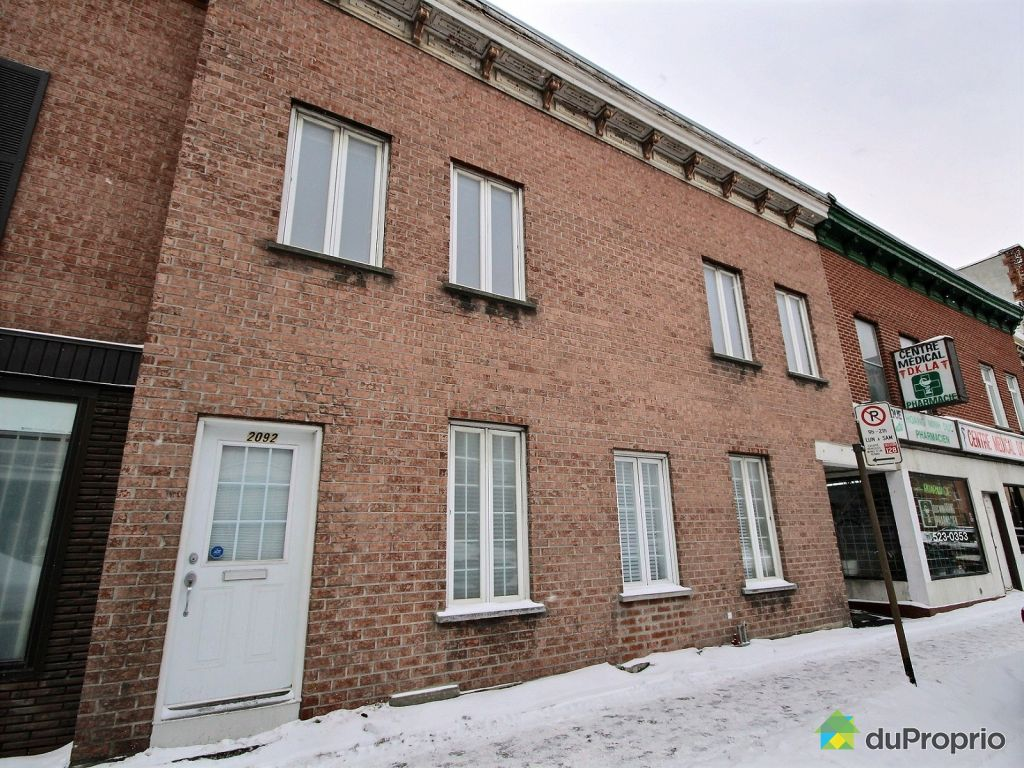 Maison vendu montr al immobilier qu bec duproprio 573445 for Chambre sans fenetre quebec