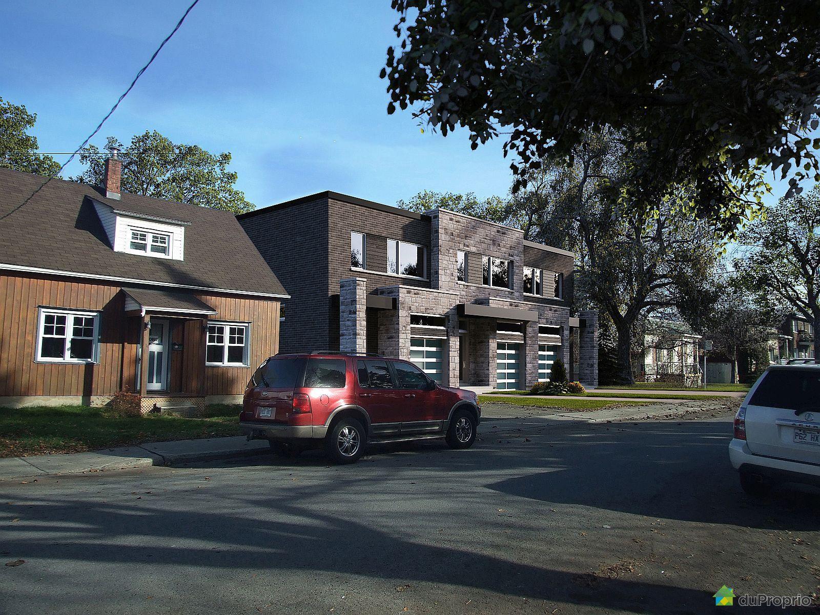 Maison neuve vendu montr al immobilier qu bec duproprio for Acheter maison montreal quebec
