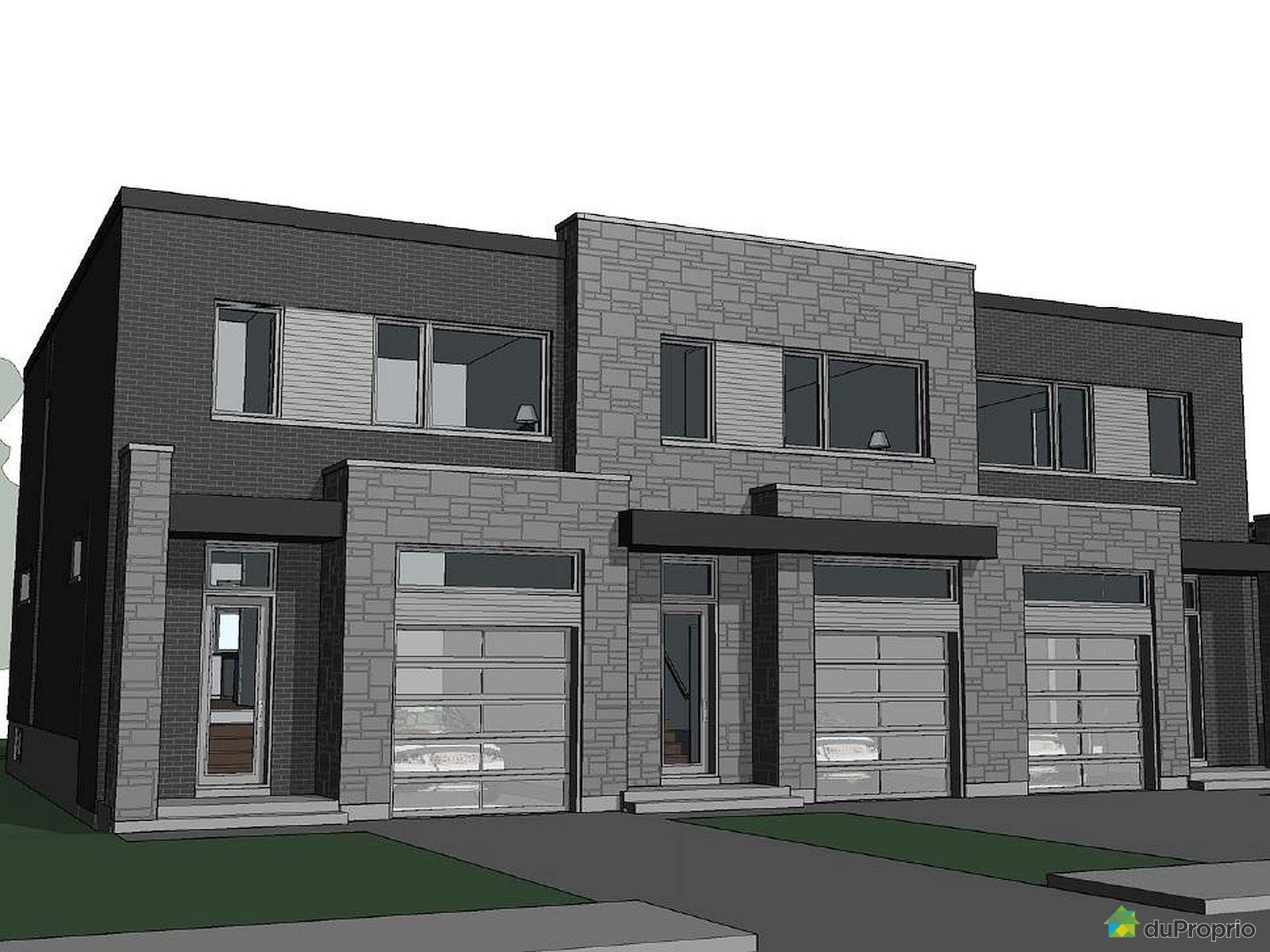Maison neuve vendu montr al immobilier qu bec duproprio for Acheter maison montreal canada