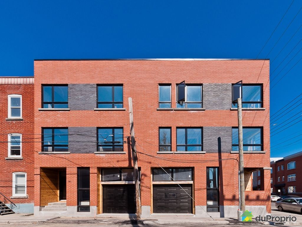 Maison vendu montr al immobilier qu bec duproprio 337386 for Acheter maison montreal quebec