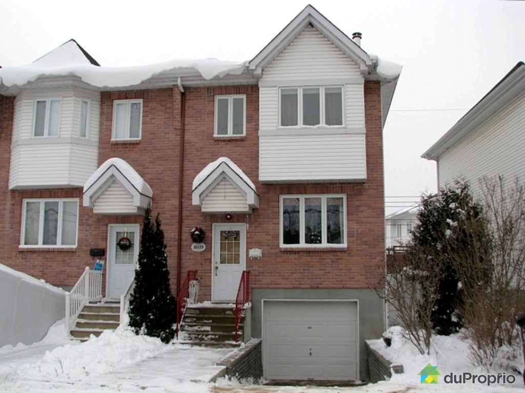 Maison vendu montr al immobilier qu bec duproprio 223609 for Acheter un maison a montreal