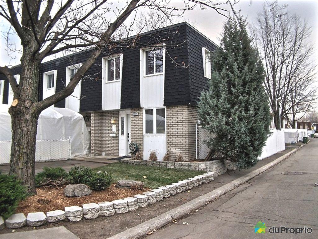 Maison vendu montr al immobilier qu bec duproprio 462756 for Acheter maison montreal canada