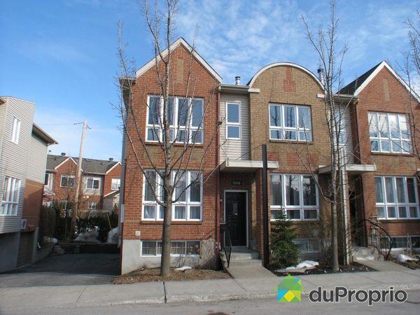 Maison vendu montr al immobilier qu bec duproprio 245854 for Acheter maison montreal quebec