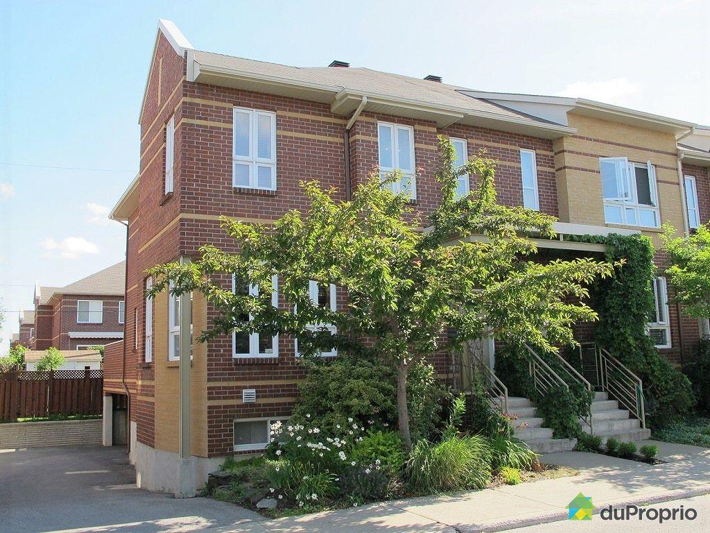 Maison vendu montr al immobilier qu bec duproprio 344299 for Acheter une maison a montreal