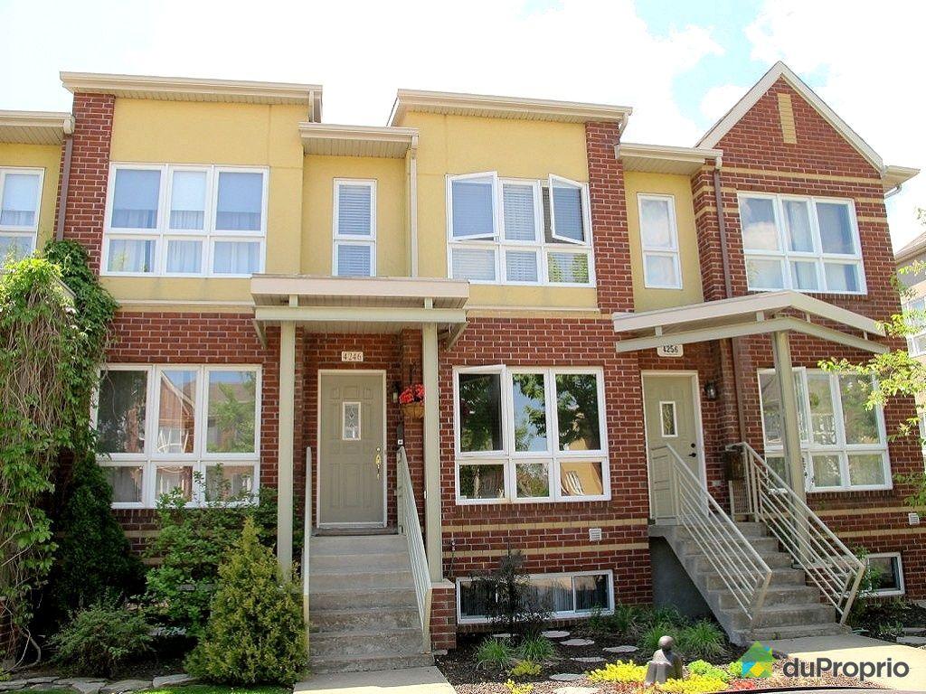 Maison vendu montr al immobilier qu bec duproprio 426649 for Chambre sans fenetre quebec