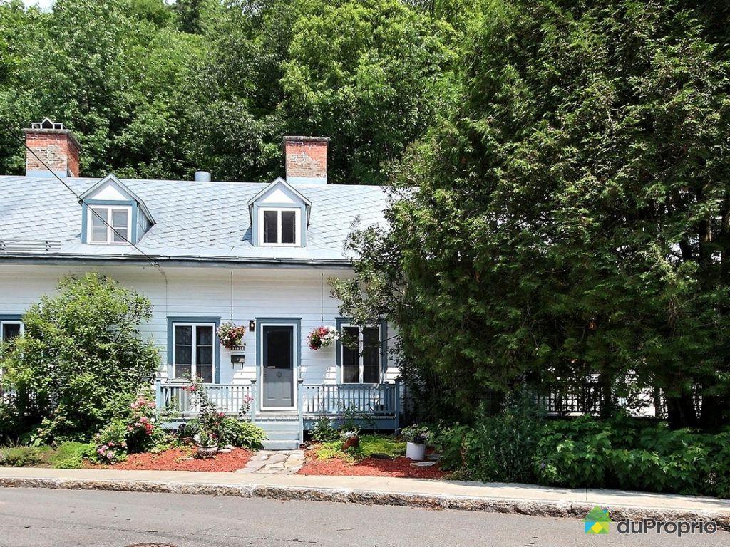Maison vendre sillery 2210 chemin du foulon immobilier for Achat de maison quebec