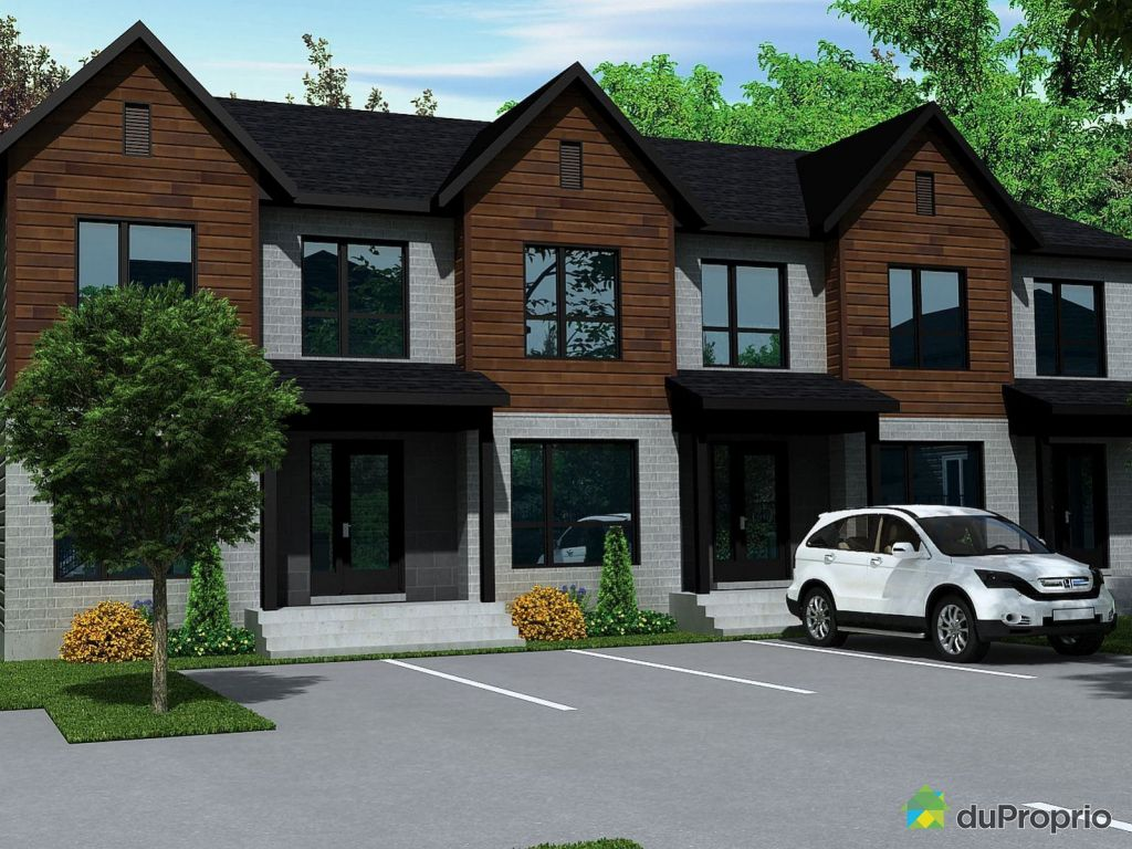 Maison neuve vendu st r mi immobilier qu bec duproprio for Achat maison neuve ville de quebec