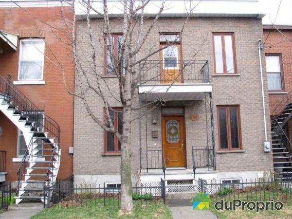 Maison vendu montr al immobilier qu bec duproprio 312100 - Piscine interieure verdun montreal toulouse ...