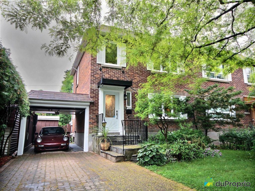 Maison vendu montr al immobilier qu bec duproprio 527032 - Piscine interieure verdun montreal toulouse ...