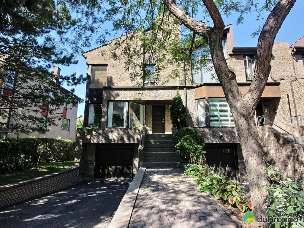 Maison vendre montr al 46 place du soleil immobilier - Piscine interieure verdun montreal toulouse ...
