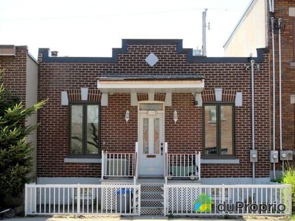Maison vendu montr al immobilier qu bec duproprio 423065 - Extension maison de ville ...