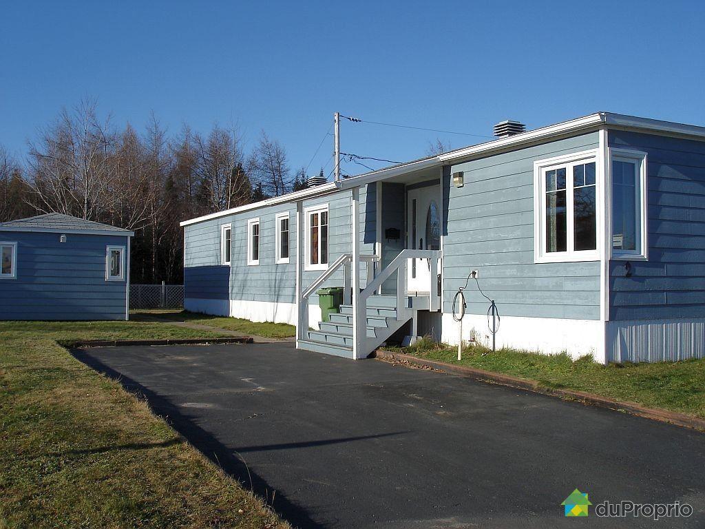 Maison vendu port cartier immobilier qu bec duproprio for Acheter une maison mobile