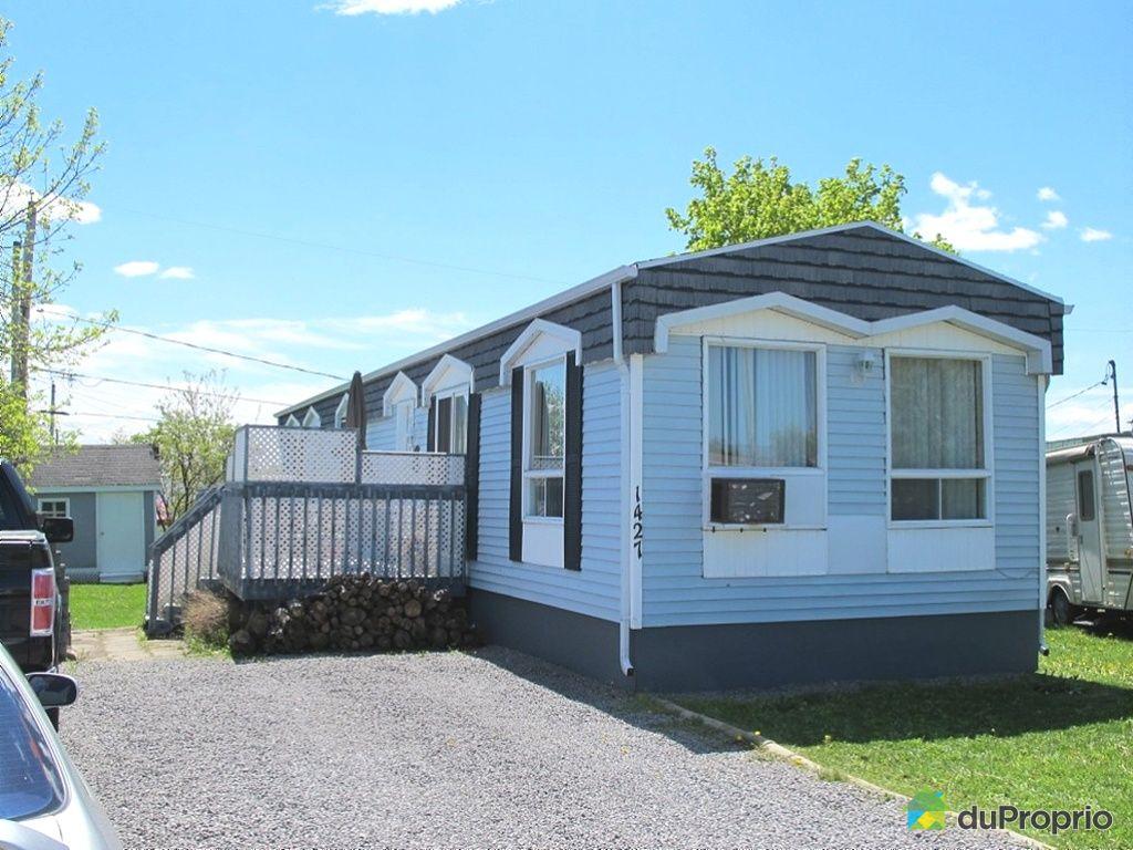 Maison vendu ste foy immobilier qu bec duproprio 259044 - Maison modulaire a vendre ...
