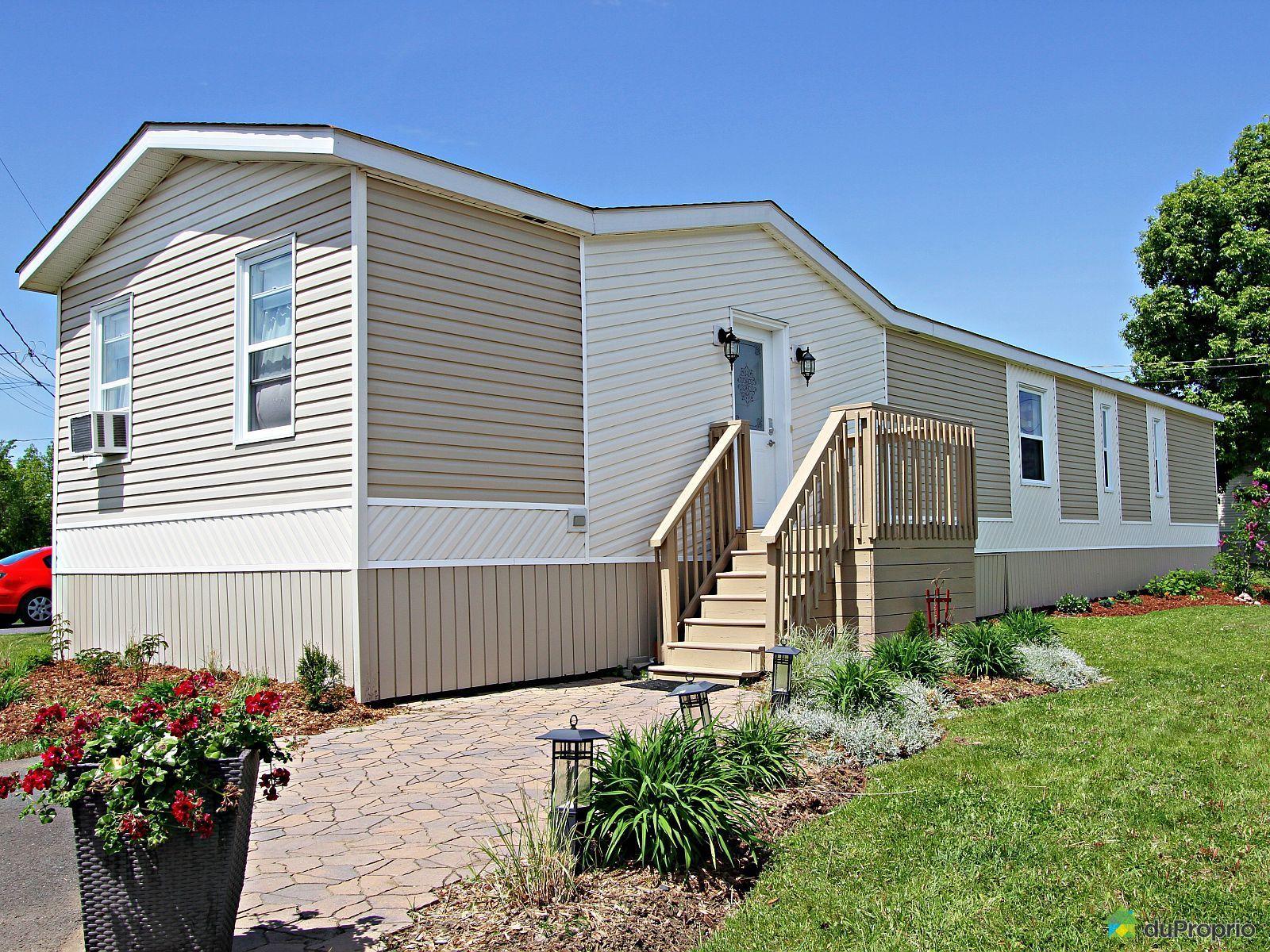 Maison vendu st cyprien de napierville immobilier qu bec duproprio 513679 - Maison modulaire a vendre ...