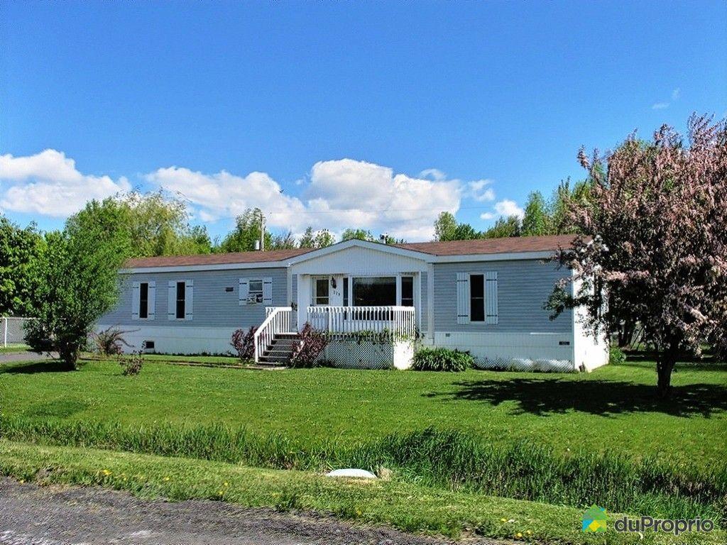 Maison vendu StJeansurRichelieu, immobilier Québec  DuProprio  414496
