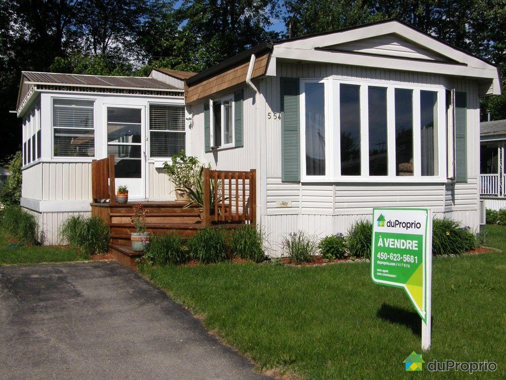 maison vendu ste marthe sur le lac immobilier qu bec duproprio 411976. Black Bedroom Furniture Sets. Home Design Ideas