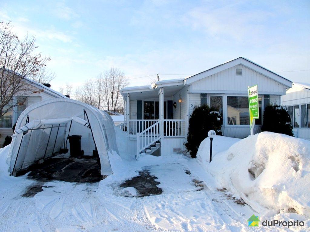maison vendu ste marthe sur le lac immobilier qu bec duproprio 386117. Black Bedroom Furniture Sets. Home Design Ideas