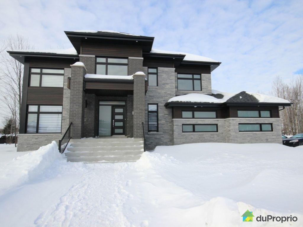 maison neuve vendu blainville immobilier qu bec duproprio 584122. Black Bedroom Furniture Sets. Home Design Ideas