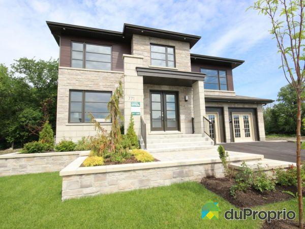 Maison Moderne A Vendre Canada Pr L Vement D 39 Chantillons Et Une Bonne Id E De
