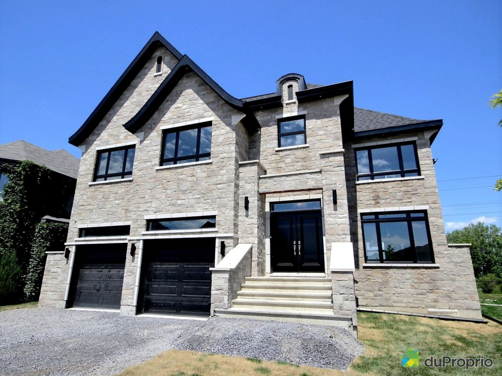 Maison neuve vendu brossard immobilier qu bec duproprio for Immobilier maison neuve