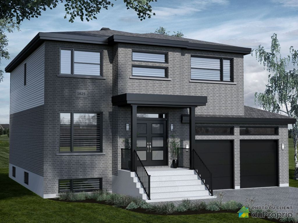 Construction maison neuve brossard for Construction maison neuve