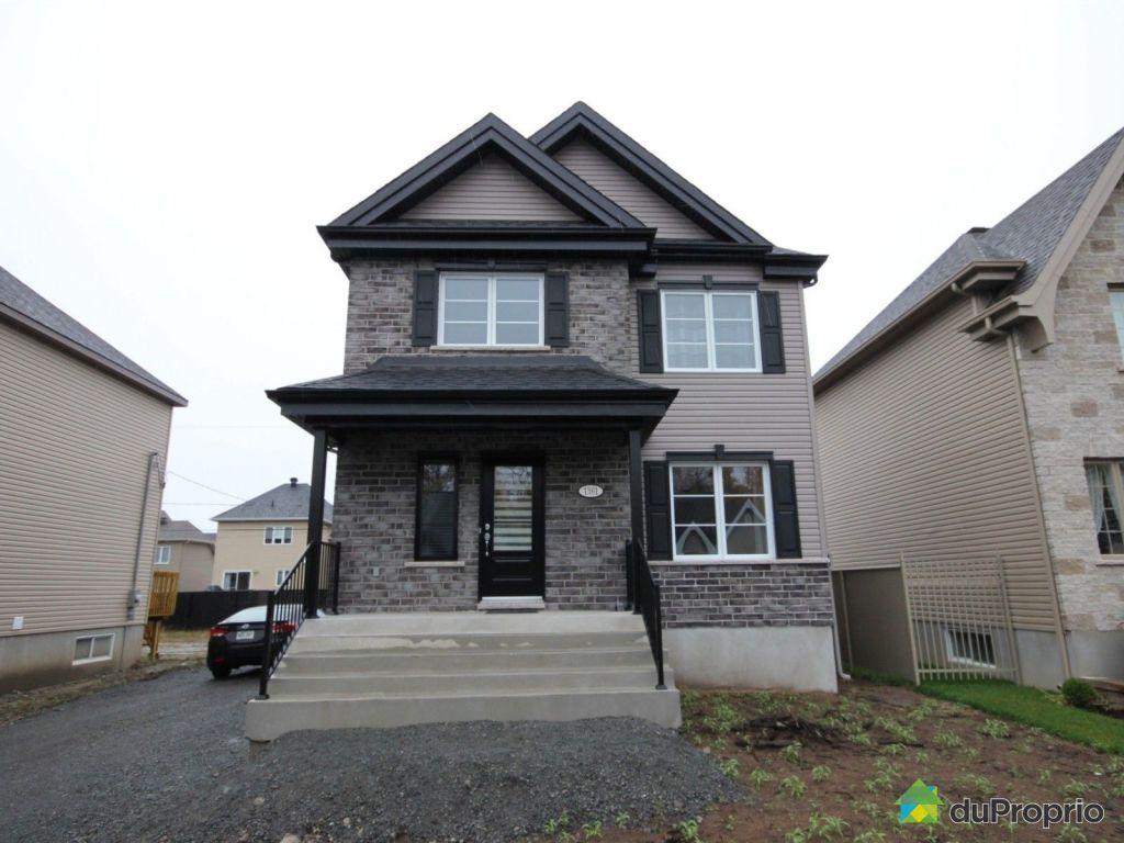 Maison neuve vendre contrecoeur mod le construire for Habitation neuve