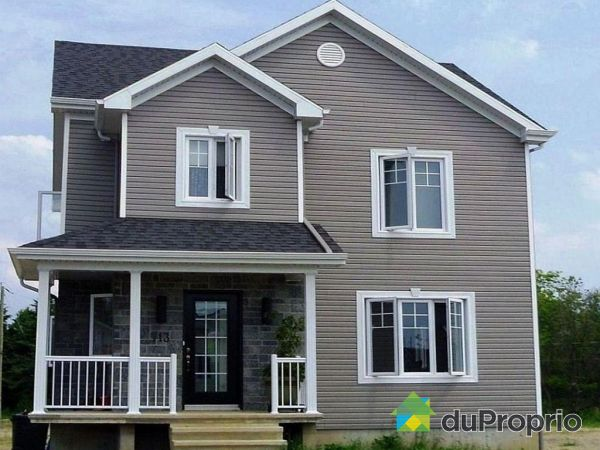 Maison neuve vendu donnacona immobilier qu bec duproprio 448020 for Construction maison neuve quebec