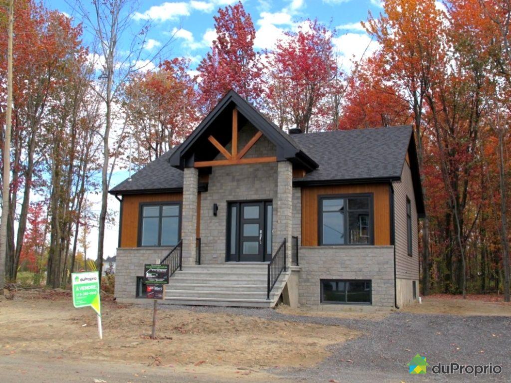 Drummondville vendre duproprio for Maison mobile neuve
