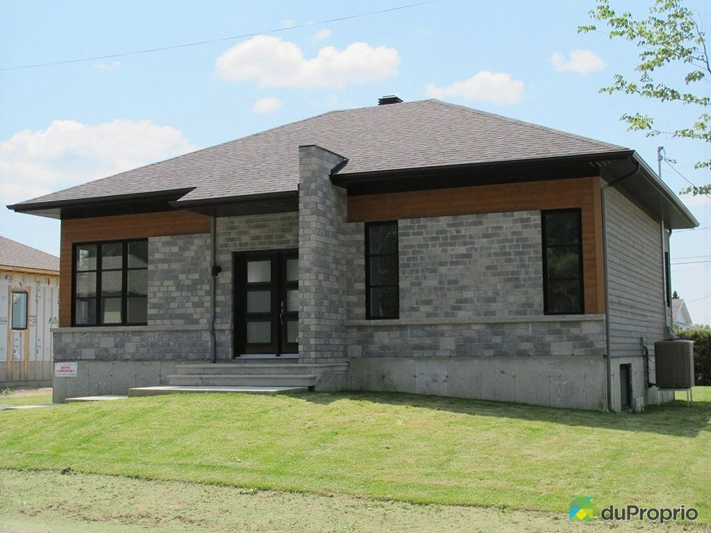 Maison neuve vendre maison moderne for Maison contemporaine neuve