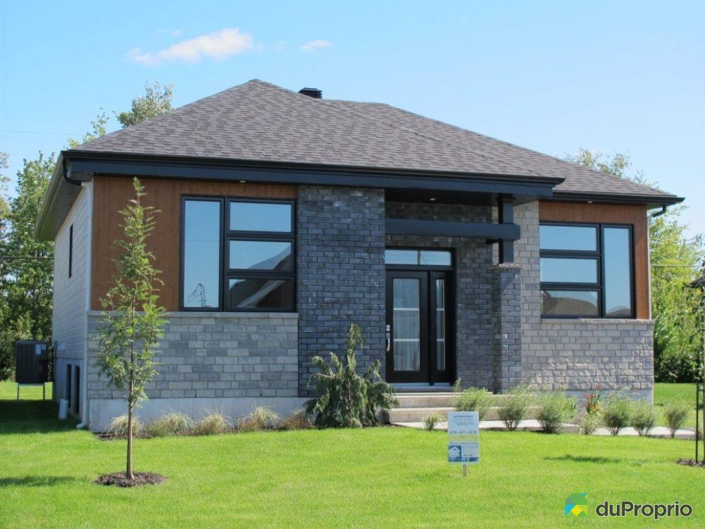 maison neuve vendu drummondville immobilier qu bec duproprio 467902. Black Bedroom Furniture Sets. Home Design Ideas