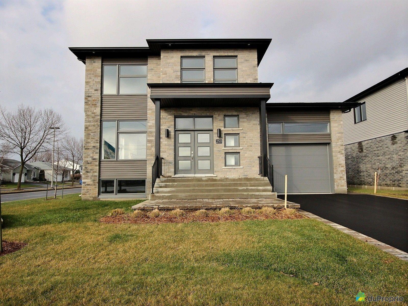 maison neuve vendre la prairie 250 boulevard de la. Black Bedroom Furniture Sets. Home Design Ideas