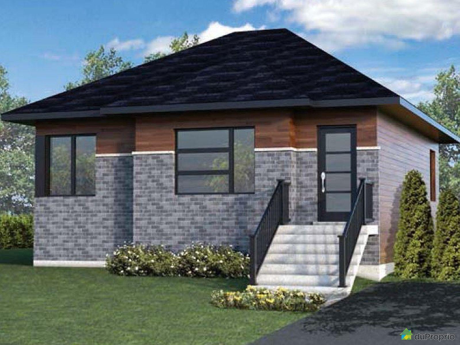 Maison neuve vendre lacolle 49 rue picard immobilier for Acheter maison neuve 49