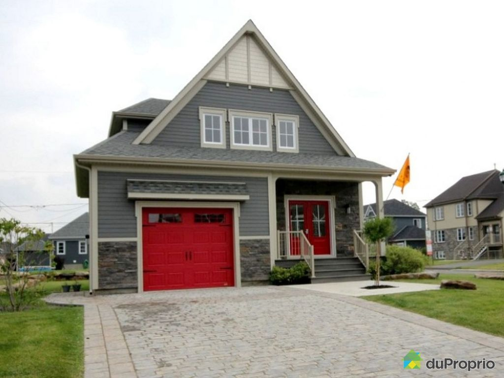 maison neuve vendre mirabel maison mod le projet le. Black Bedroom Furniture Sets. Home Design Ideas