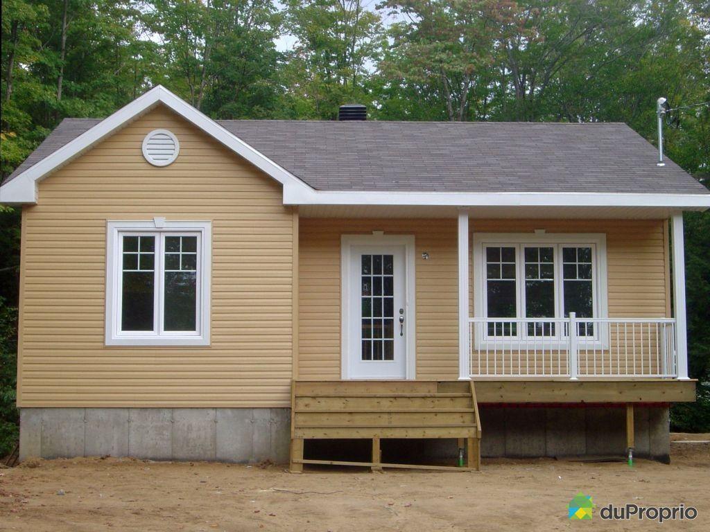 Maison neuve vendu pont rouge immobilier qu bec for Promoteur immobilier maison neuve