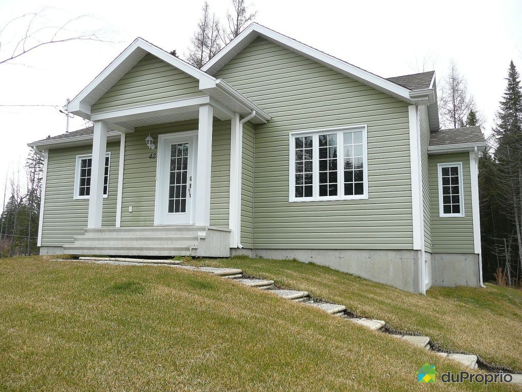 maison neuve vendre pont rouge 42 rue lesage immobilier qu bec duproprio 583734. Black Bedroom Furniture Sets. Home Design Ideas
