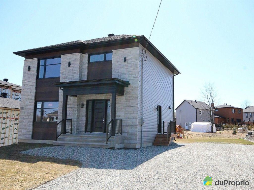 maison neuve vendre sherbrooke 684 rue charlevoix immobilier qu bec duproprio 697143. Black Bedroom Furniture Sets. Home Design Ideas