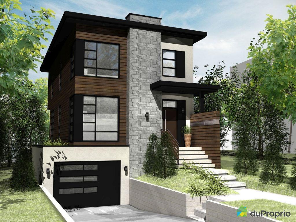Constructeur maison contemporaine quebec for Constructeur maison contemporaine 21