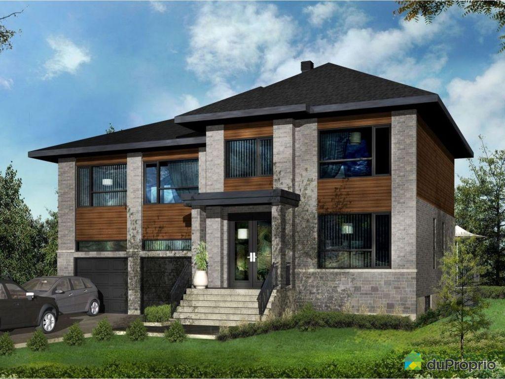 Maison neuve vendu st bruno de montarville immobilier for Achat maison quebec