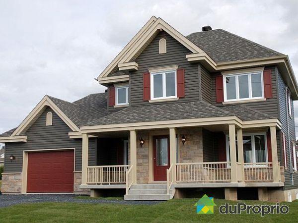 Maison neuve vendu st georges immobilier qu bec duproprio 314342 - Tarif maison neuve sans terrain ...