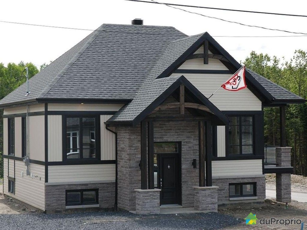 Maison neuve vendu st georges immobilier qu bec duproprio 314385 - Photo maison neuve ...