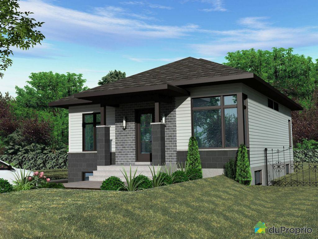 Prix facade maison neuve free budget maison entre et with for Prix maison neuve avec terrain