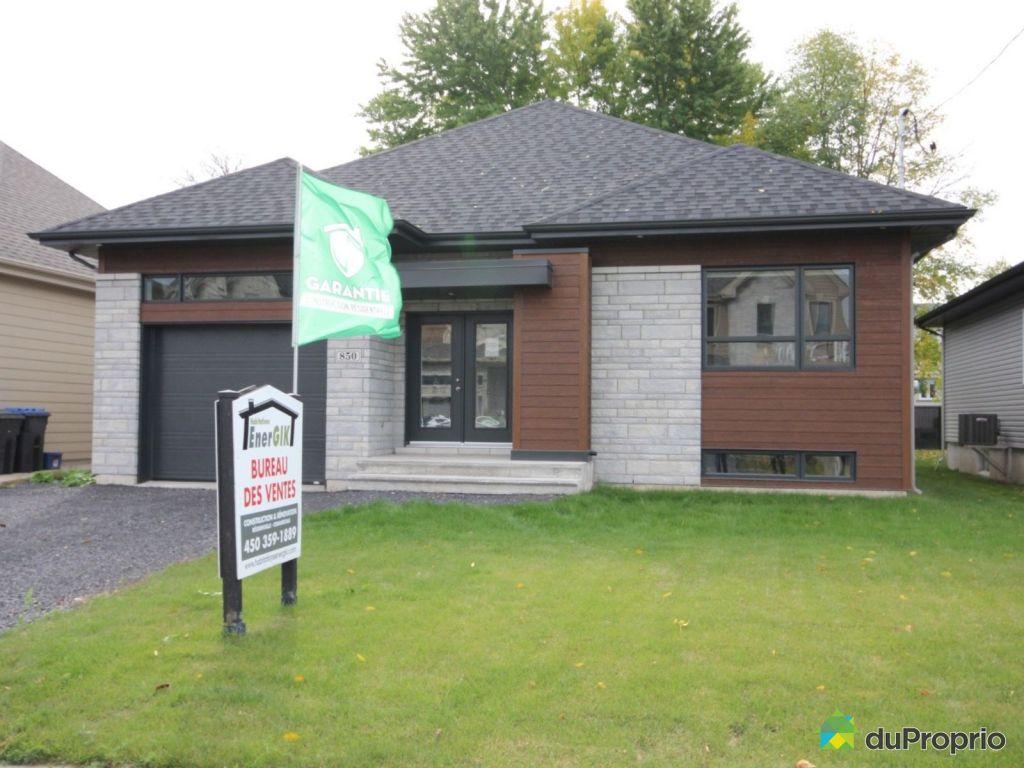 Maison a vendre bungalow avie home - Maison a vendre montlucon ...