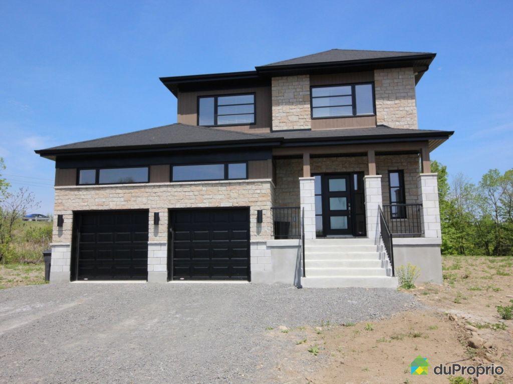 maison neuve vendu st j r me immobilier qu bec duproprio 573013. Black Bedroom Furniture Sets. Home Design Ideas