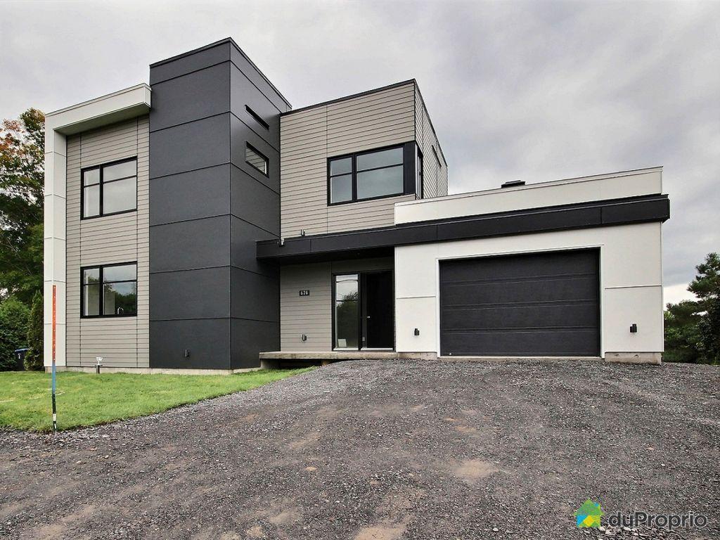 Maison neuve vendu st nicolas immobilier qu bec duproprio 639463 - Combien coute une facade de maison ...