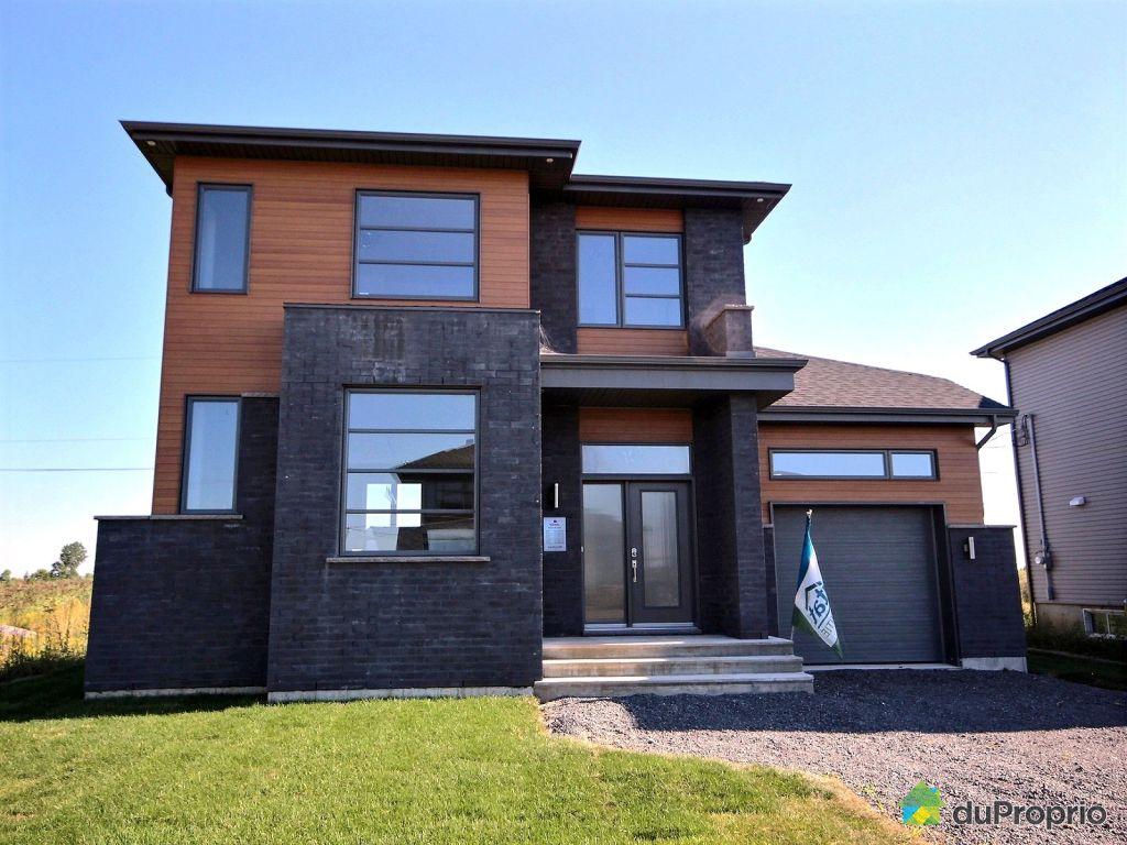 maison neuve vendu st r mi immobilier qu bec duproprio 571951. Black Bedroom Furniture Sets. Home Design Ideas